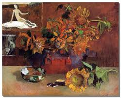 Smashing Pumpkins Luna Meaning by The Painters Of Sunflowers The Genealogy Of Style