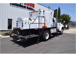 100 Sewer Truck 2010 FORD F750 Rodder For Sale Auction Or Lease Fontana