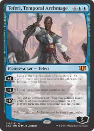 Mill Deck Mtg Standard 2014 by Comm Teferi Temporal Archmage New Card Discussion The Rumor