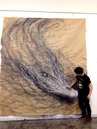 Amazing 3D Animal Illustrations Looking Alive On The Wall Naldz