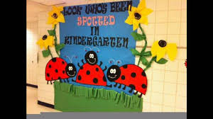 Eaasy Spring Classroom Door Decorations
