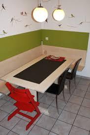 familie lutz bommer eckbank tisch eingerichtet