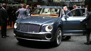 100 Bentley Truck 2014 SUV Changes