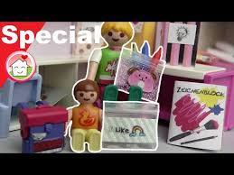 playmobil pimp my playmobil schulsachen spezial familie hauser diy für kinder