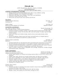 Volunteer Resume Template How To Include Work On
