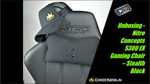 Nitro Concepts S300 EX Gaming Chair - [Unboxing] Akracing Core Series Blue Ex Gaming Chair Nitro Concepts S300 4 Color Available Nitro Concepts Iex Gravity Lounger Gamer Bean Bag Black 70cm X 80cm Large Video Eertainment Bags Scan Pro On Twitter Ending Something You Can Accsories Kinja Deals You Can Game Like Ninja With This Discounted Summit Desk Ln94334 Carbon Inferno Red