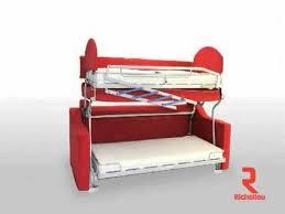 canapé lits quincaillerie richelieu canapé lit lits superposés