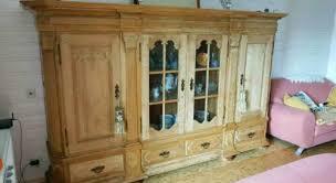 reserviert wohnzimmerschrank eiche hell antik