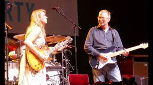 Eric Clapton Welcomes Derek Trucks & Susan Tedeschi For