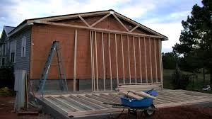 Mobile Home Addition Part Youtube Kaf Mobile Homes