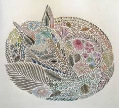 Coloring Ideas Fox Animal KingdomColoring BooksFoxesMandalas