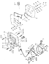 Echo Bed Redefiner by Echo Cs 301 Chain Saw Oil Tank Parts Diagram Lawnmower Pros