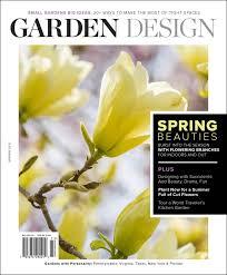 Garden Design Magazine Spring 2017 Eye of the Day Garden Design