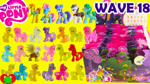 My Little Pony Wave 18 Blind Bags