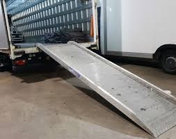 100 Truck Ramp Secondhand Exhibition And Display Equipment Miscellaneous