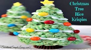 Rice Krispie Christmas Tree Pops by Christmas Tree Rice Krispies Sweet And Simple Living