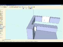logiciel plan cuisine 3d gratuit démonstration plan cuisine 3d réalisé en 15 minute le logiciel