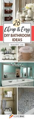 26 Best DIY Bathroom Ideas And Designs For 2019 Fniture Small Bathroom Wallpaper Ideas Small Bathroom Decorating Modern Big Bathtub Design Cool For Best Modern Bathroom Decorating Ideas Tour 2018 Youtube Kmart Shelves Unique Nice Looking Shelf Simple Ideas Home Decor Fniture Restroom Decor Light Grey Retro 31 Cool Black 2019 23 Natural Pictures Decorating And Plus Designs Designs Beststylocom Relaxing Flowers That Will Refresh Your 7