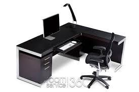 Jesper Office Desk And Return by Gorgeous Office Desk Return Stunning Modern Home Office Desks With
