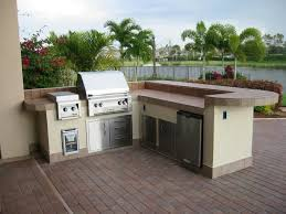 Build Your Own Bbq Island Outdoor Kitchen Kits Lowes Prefab