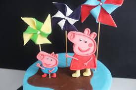 motivtorte zum thema peppa wutz peppa pig cake beylas küche