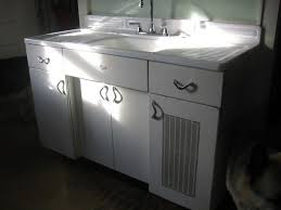 Youngstown Kitchen Sink Cabinet Craigslist by 7 Best Vintage Sink Bases Images On Pinterest Vintage Sink