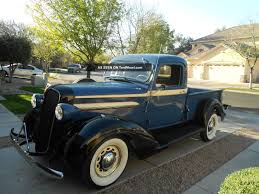 100 1937 Plymouth Truck Pt 50 Pickup