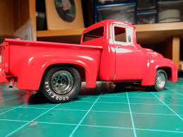 Revell 56 Ford F-100-COMPLETED PHOTOS!! 01/23 - FineScale Modeler ... True Barn Find 1951 Ford F1 Pickup 12997 118 Sanford Son 1952 Truck Flathig Flickr And Hot Rod Network Pretending To Be Lamont Ryan Stanton Nyc Hoopties Whips Rides Buckets Junkers Clunkers The Rarest 1954 F100 Tribute Youtube Blog Post Buying Advice For Mark Used Trucks Car Talk And Model Nathaniel Taylor Of Nordonia Hills News Truck Running Revell 56 F100completed Photos 0123 Finescale Modeler Part 2 Father Peter Amszej