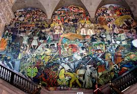 panorama of mexican history what a boss artsy pinterest