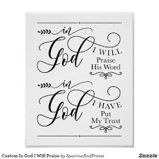 In God I Will Praise His Word, In God I Have Put My Trust Print ... Amazoncom Gospel Cds Vinyl Urban Contemporary Traditional Brian Cook And Power Nation He Will Answer Music Video Youtube Helen Miller Lean On Mei Wont Let You Fall Original Cd I Feel The Rain 94 Best Divine Mercy Images Pinterest Prayer Board Bible The Open Hymnal Project Freely Distributable Christian Hymnody Yes Know Jesus For Myselfatlanta West Pentecostal Church Best 25 Bear The Burden Ideas Our Daily Bears