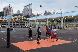 where to play basketball in brooklyn