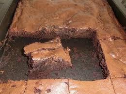 schokoladenkuchen vom blech saftig mit nutella guss