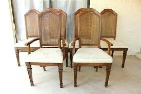 Dining Chairs Cane Back Glamorous Items Similar To Vintage Furniture