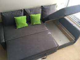 Friheten Sofa Bed Comfortable by New Ikea Friheten Sofa Bed In Hoxton London Gumtree