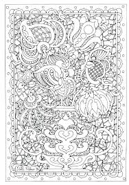 Coloring Intricate Mandala Pages Difficult Interesting Adults Free Download For Printable