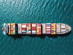 100 Shipping Containers California Container Ships Use SuperDirty Fuel That Needs To Change