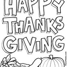 25 Printable Thanksgiving Day Coloring Pages Sheets For Kids
