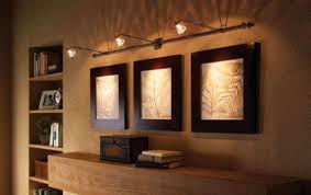 wall mounted track lighting distinctive style choice with regard