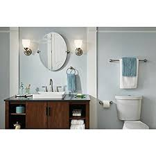 Moen Banbury Bathroom Faucet Brushed Nickel by Moen Banbury 3 Piece Bath Accessory Kit In Brushed Nickel