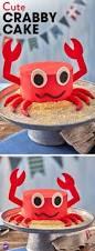 Decorator Crabs Reef Safe by Best 20 Crab Birthday Cakes Ideas On Pinterest Beach Theme