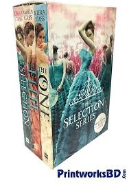 The Selection Series Box Set 3 Book