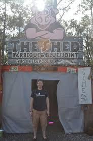 The Shed Bbq Gulfport Mississippi by Getting Fed At The Shed Grilling With Rich