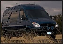 Conversions OutsideVan Sprinter RV