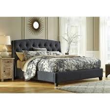 Kasidon Tufted Upholstered Bed Beds Bedroom Furniture Bedroom