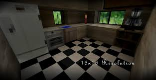 Minecraft Pe Living Room Designs by Minecraft Kitchen Designs Daily House And Home Design