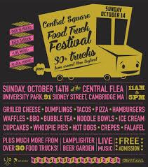 Central Square Food Truck Festival — NEW ENGLAND OPEN MARKETS