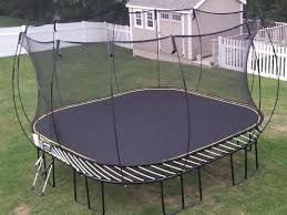 Springfree 13ft Trampoline & Safety Net Enclosure Best Trampolines For 2018 Trampolinestodaycom 32 Fun Backyard Trampoline Ideas Reviews Safest Jumpers Flips In Farmington Lewiston Sun Journal Images Collections Hd For Gadget Summer House Made Home Biggest In Ground Biblio Homes Diy Todays Olympic Event Is Zone Lawn Repair Patching A Large Area With Kentucky Bluegrass All Rectangle 2017 Ratings