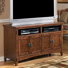 Amazon Dark Brown Medium TV Stand Signature Design by