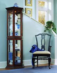 Pulaski Display Cabinet Vitrine by Curio Display Cabinets Collections Home Meridian