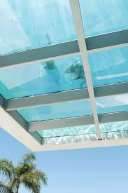 Jellyfish House Glass Pool Wiel Arets Architects